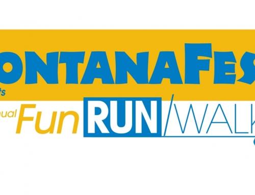 FontanaFest presents 1st Annual Fun Run/Walk August 19