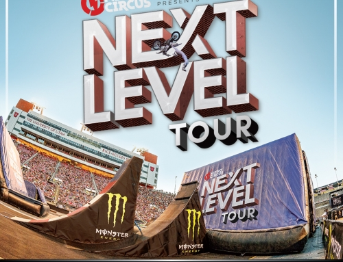 Nitro Circus presents The NEXT LEVEL Tour (2018)
