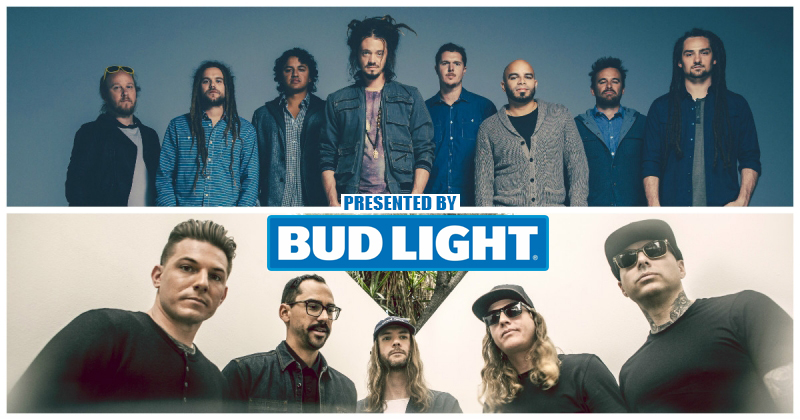 SOJA & Dirty Heads with special guest Green presented by Bud Light